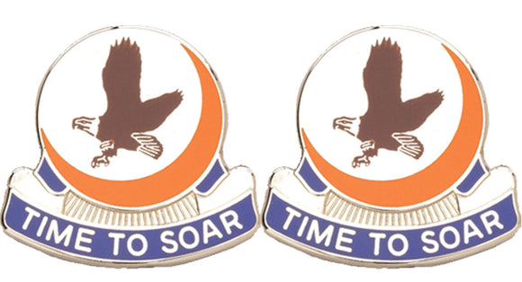 51st Aviation Group Distinctive Unit Insignia - Pair