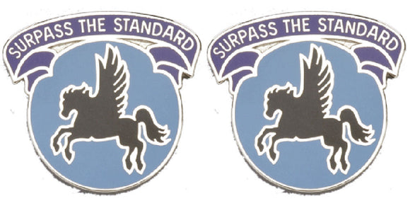 63rd Aviation Group Distinctive Unit Insignia - Pair