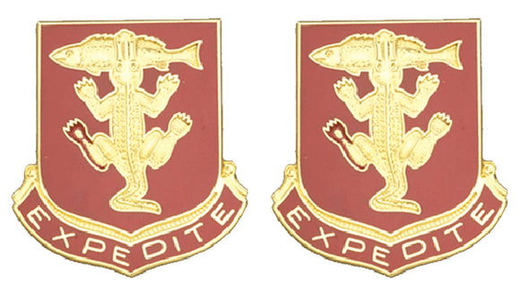 103rd Armor Distinctive Unit Insignia - Pair - EXPEDITE