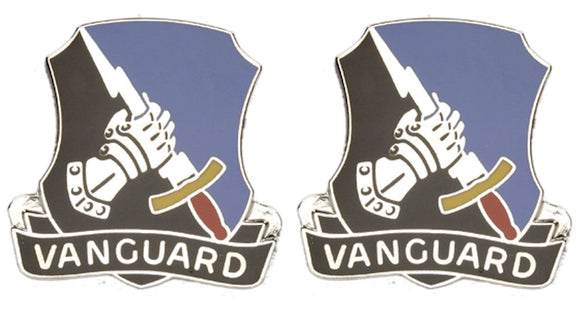 297th MILITARY INTELLIGENCE BATTALION Distinctive Unit Insignia - Pair