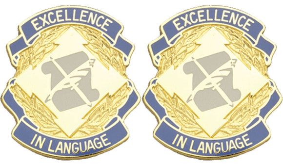 300 MILITARY INTELLIGENCE BDE Distinctive Unit Insignia - Pair