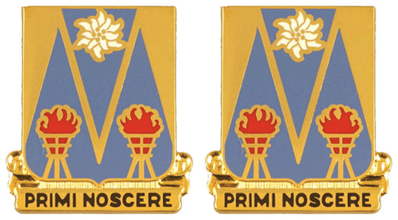 303rd MILITARY INTELLIGENCE BATTALION Distinctive Unit Insignia - Pair