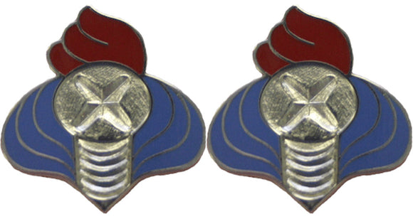 352nd MAINTENANCE BATTALION USAR Distinctive Unit Insignia - Pair