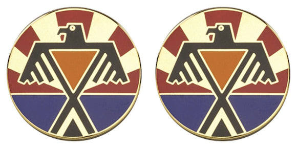 385th AVIATION GROUP Distinctive Unit Insignia - Pair