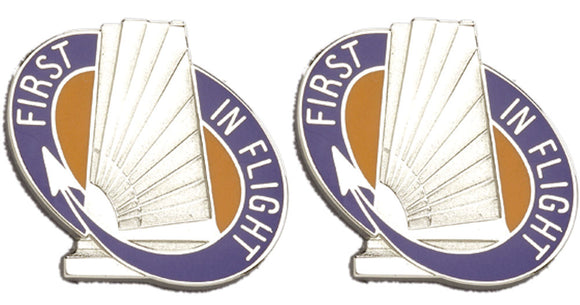 449th AVIATION GROUP Distinctive Unit Insignia - Pair