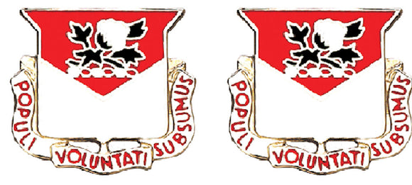 ALABAMA STARC Distinctive Unit Insignia - Pair