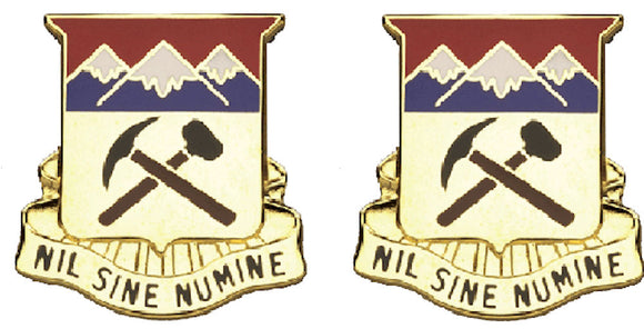 COLORADO STARC Distinctive Unit Insignia - Pair