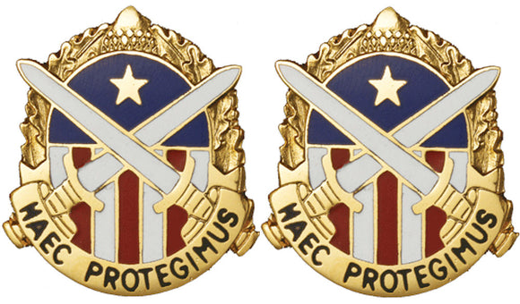 DISTRICT OF COLUMBIA STARC Distinctive Unit Insignia - Pair