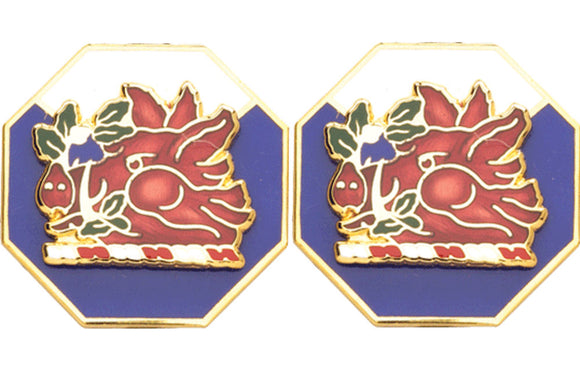 GEORGIA STARC Distinctive Unit Insignia - Pair