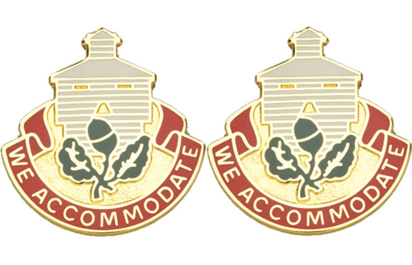 ILLINOIS STARC Distinctive Unit Insignia - Pair