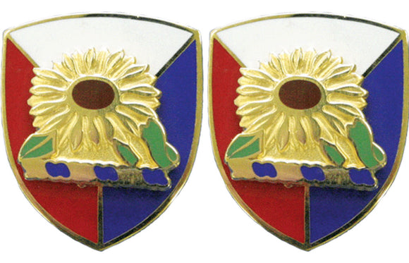 KANSAS STARC Distinctive Unit Insignia - Pair