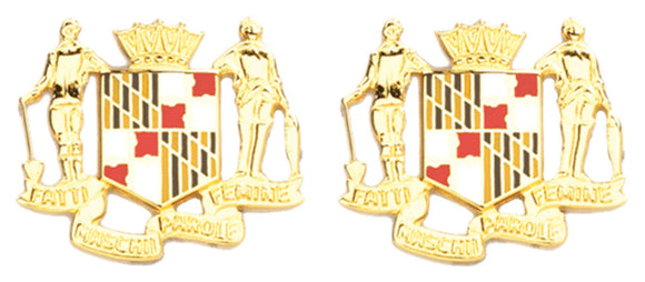 MARYLAND STARC Distinctive Unit Insignia - Pair