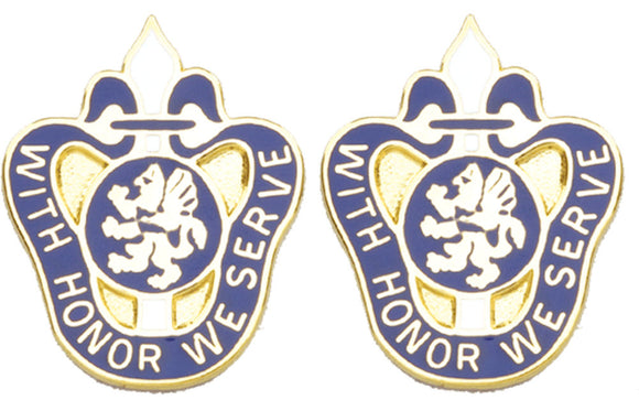 MICHIGAN STARC Distinctive Unit Insignia - Pair