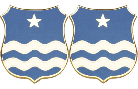 MINNESOTA STARC Distinctive Unit Insignia - Pair
