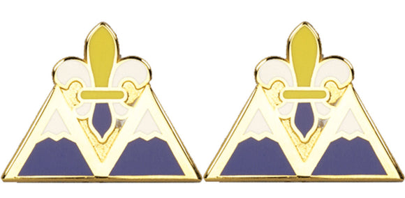 MONTANA STARC Distinctive Unit Insignia - Pair
