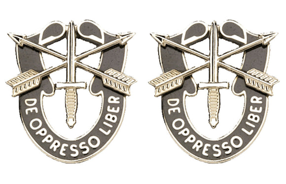 SPECIAL FORCES Distinctive Unit Insignia - Pair