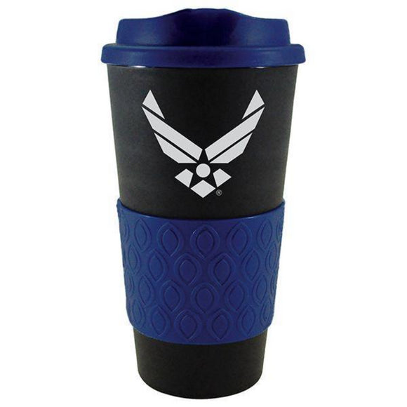 U.S. Air Force Logo Grip N Go Mug