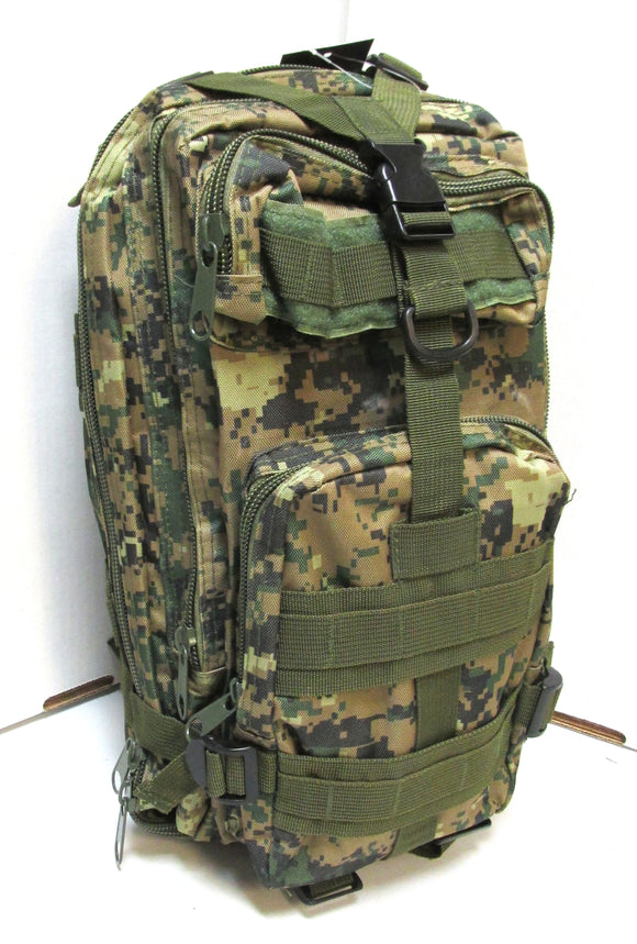 Military Uniform Supply Transport Pack - Small Tactical Transport Backpack