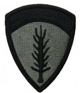 US Army Europe ACU Patch