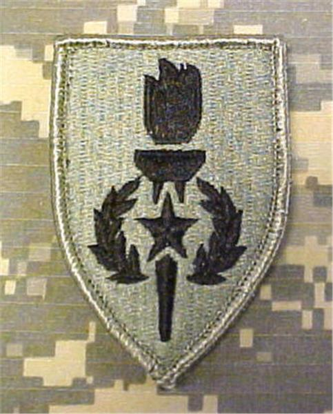 SGM Academy ACU Patch