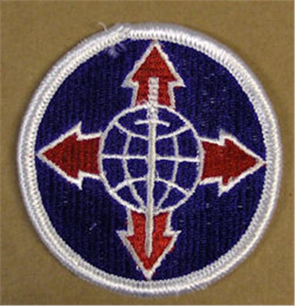 Total Army Personel Command Dress Patch