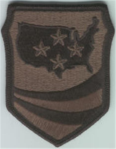 US Army Element Joint Forces Command Subdued Patch