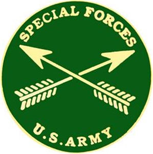 U.S. Army Special Forces Small Hat Pin