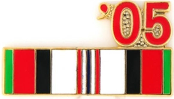 05 Afghanistan Ribbon Small Pin