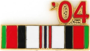 04 Afghanistan Ribbon Small Pin