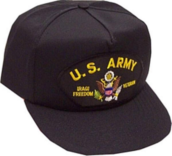 U.S. Army Iraqi Veteran Ball Cap