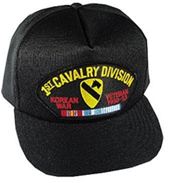 1st Cavalry Korean Veteran Ball Cap