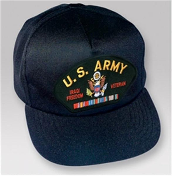 U.S. Army Iraqi Freedom Veteran Ball Cap
