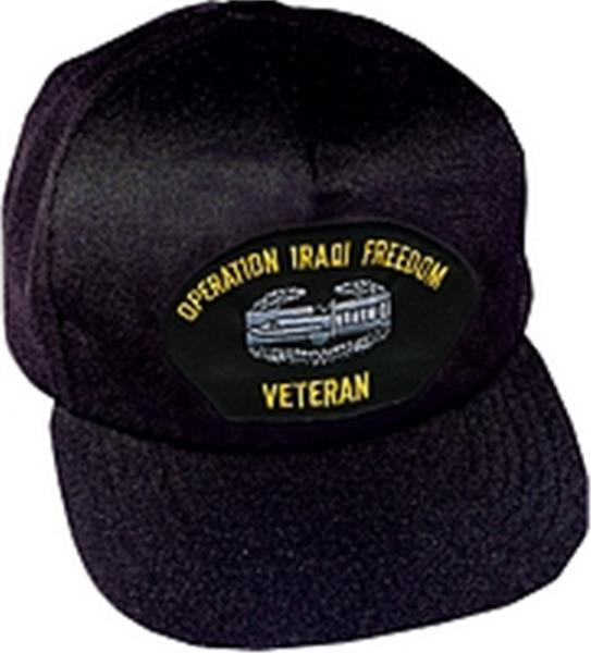 Operation Iraqi Freedom Veteran Ball Cap