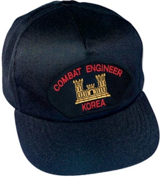 Combat Engineer Korea Ball Cap