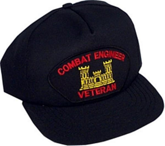 Combat Engineer Veteran Ball Cap