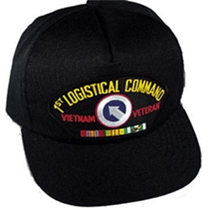 1st Logistical Command Vietnam Veteran Ball Cap