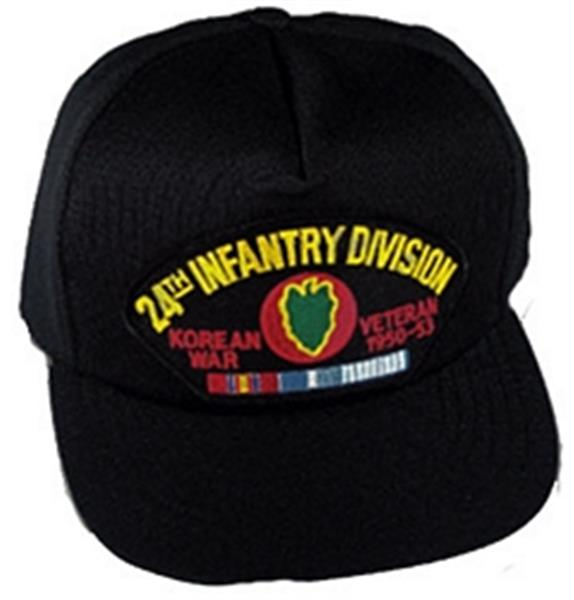 24th Infantry Division Korea Veteran Ball Cap
