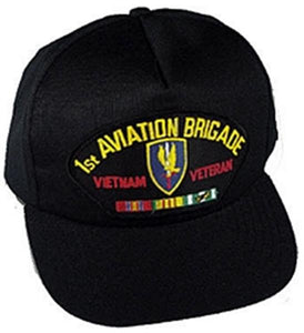 1st Aviation Bridage Vietnam Veteran Ball Cap