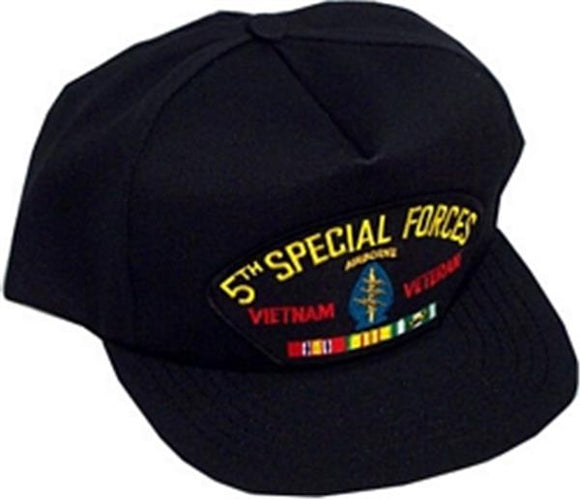 5th Special Forces Vietnam Veteran Ball Cap