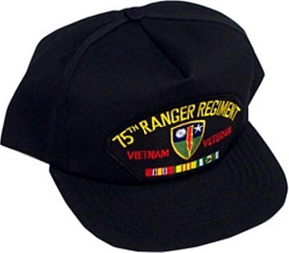 75th Ranger Regiment Vietnam Veteran Ball Cap