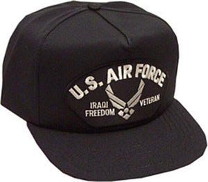 U.S. Air Force Operation Iraqi Freedom Ball Cap