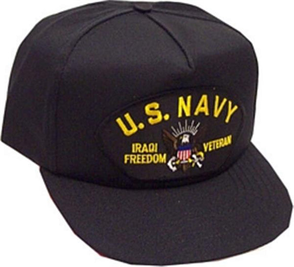 U.S. Navy Iraqi Freedom Veteran Ball Cap