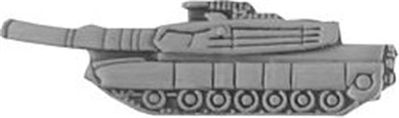 M1 A1 Abrams Tank Small Pin