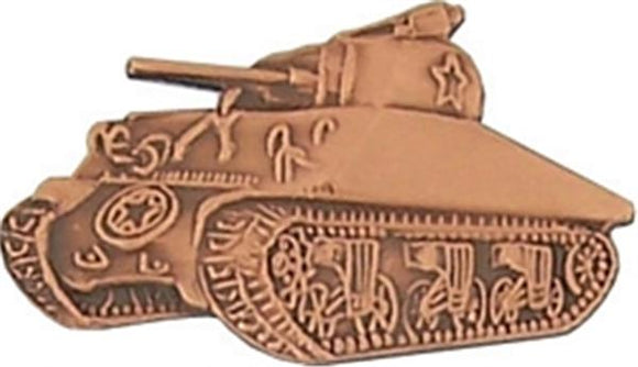 Sherman Tank Small Pin