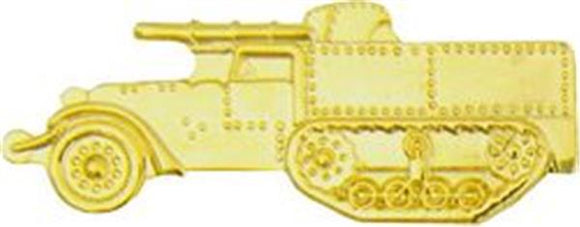 Tank Destroyer Half Track Small Pin