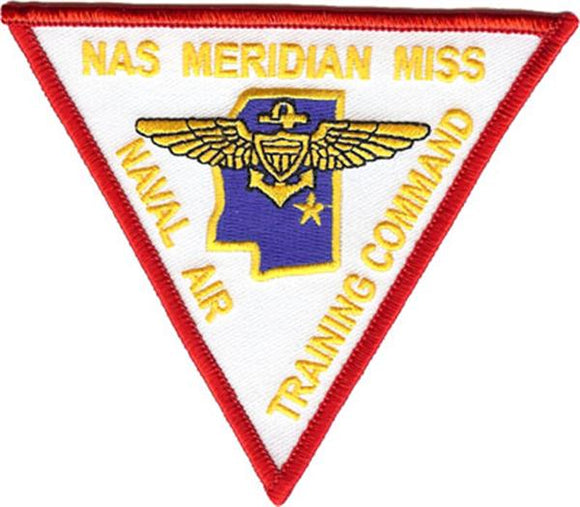 NAS-MERIDIAN MISS USMC Patch