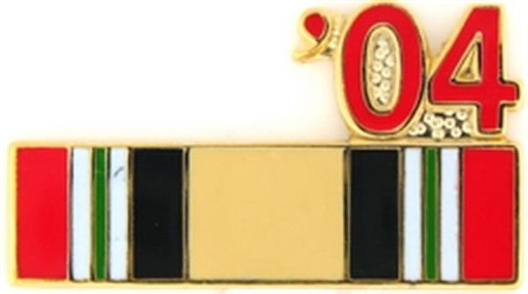 04 Iraq Ribbon Small Pin
