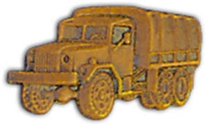 Army Truck Small Pin