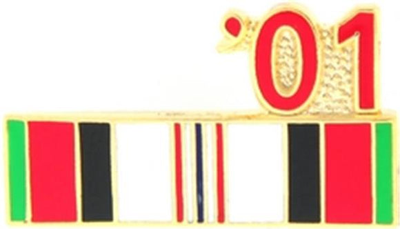 01 Afghanistan Ribbon Small Pin