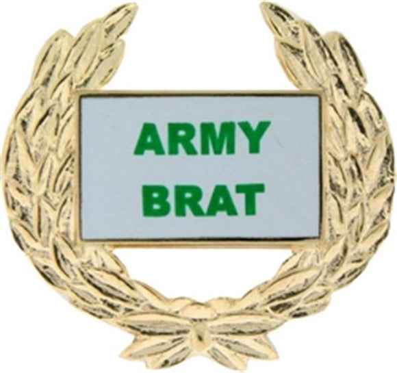 U.S. Army Brat Small Hat Pin